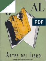 Revista Artes del Libro N° 8