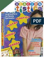 Revista Educación Artística 3