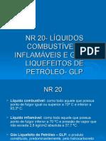 Nr 20- Líquidos Combustíveis, Inflamáveis e Gases - 001