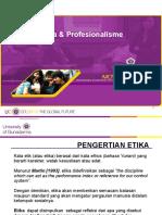 PTSI-C Etika & Profesionalisme (Soal)