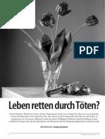 Prof Waldstein Leben Retten Durch Töten