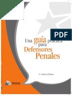 Guia Practica Para Def Penales