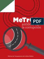 Antídoto vs La Corrupción