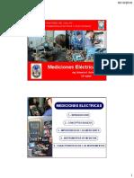 Mediciones Electricas Clase 1
