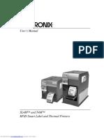 Printonix guide to user Manual