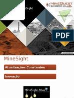 Lançamentos_MineSight