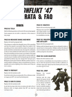K47 Errata & FAQ Nov 2016