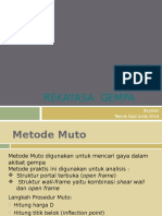 Kuliah 5-6 - Metode Muto