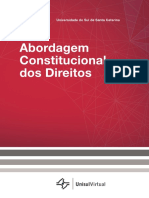 Abordagem Constitucional Dos Direitos
