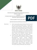 PMK No. 52 Tahun 2016 Tentang Standar Tarif Pelayanan Kesehatan Dalam Penyelenggaraan JKN
