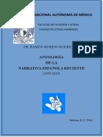 Antología de la literatura española
