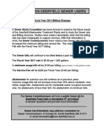 Sewer Rate Fy17 Mailer