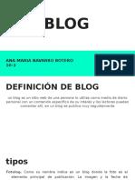 los blog