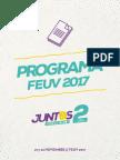 Programa Junt@s para la UV - Lista 2 a FEUV