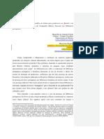 Circulação e Apropriação de Modelos de Leitura
