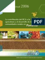 Informe Anual 2006 de Panamá