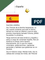 El Rey de España thomas.docx