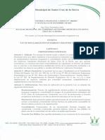 Regularización de Barrios y Registros Catastrales