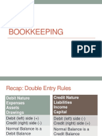 Jul2016 Bookkeeping