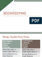 Jul2016 Bookkeeping
