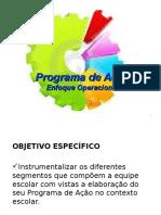 PEI Slides Programa de Acao