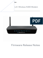 NB604N Firmware Release Notes R4B035