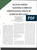 Avaliações das Condições Higienicossanitárias na Produção e Comercialização da Carne de Sol no Norte de Minas Gerais.pdf