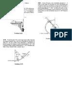 Lista de Exercícios Dinâmica P2 Cap13