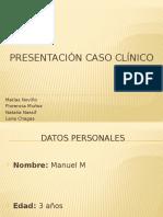 presentacioncasoclinico-121004183302-phpapp02