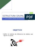 Estructura Grupal