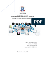 Base de Datos-Ensayo
