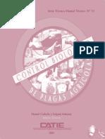 Control Biologico de Plagas Agricolas