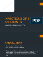 Infections of Bones and Joints