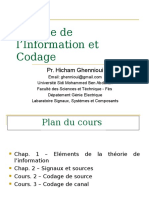 Chapitre 4 - Codage Canal