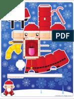 Squealer Santa