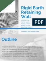 Kelompok 8 - Earth Retaining Rigid Wall