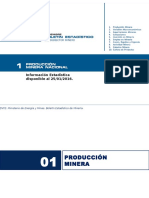 Boletin Estadistico Mineria - Diciembre 2015