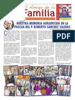 EL AMIGO DE LA FAMILIA domingo 13 noviembre 2016