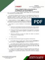 Como Requisitar El Formato Para La Solicitud de La Licencia Ambiental de Funcionamient1