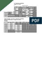 PG Master Admin Schedule 2012 (August)