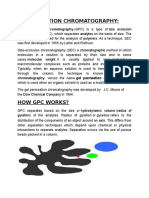 Gel Permetion Chromatography 1