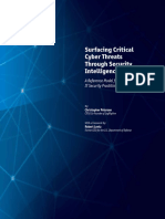 Surfacing Critical Cyber Threats Through Security Intelligence - A Reference Model for IT Security Practitioners.pdf