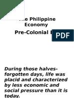 1. Pre-colonial Era