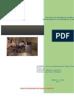 Indice de Peroxidos en Grasas y Aceites