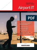 International Airport Review 2015, Issue 5, Airport IT Supplement