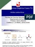 Clase2a-AcidosCarboxilicos