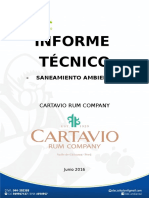Informe Cartavio Trim 24 JUNIO