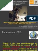 Dr. Felix Quintero Parto Humanizado