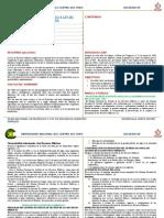 1. Plan Nacional de Recursos Hidricos Dal