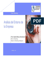 S1 USIL Marketing 3 Analisis Del Entorno